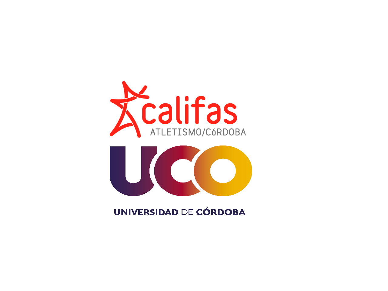 Club de atletismo Los Califas Logo